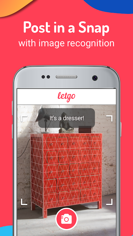 letgo: Buy & Sell Used Stuff, Cars & Real Estate 2.5.9 Screen 2