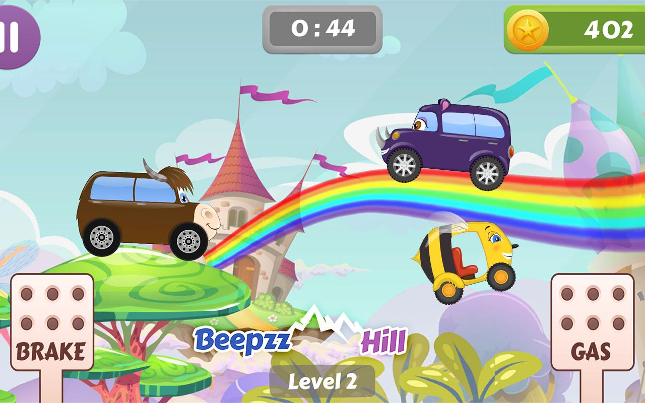 Beepzz Hill - racing game for kids 1.0.5 Screen 6
