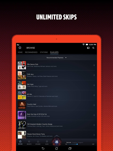 Amazon Music 15.21.5 Screen 9