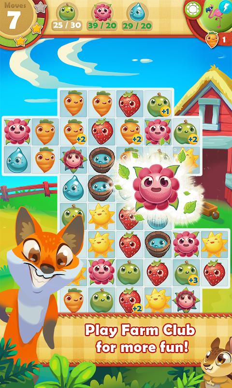 Android Farm Heroes Saga Screen 4
