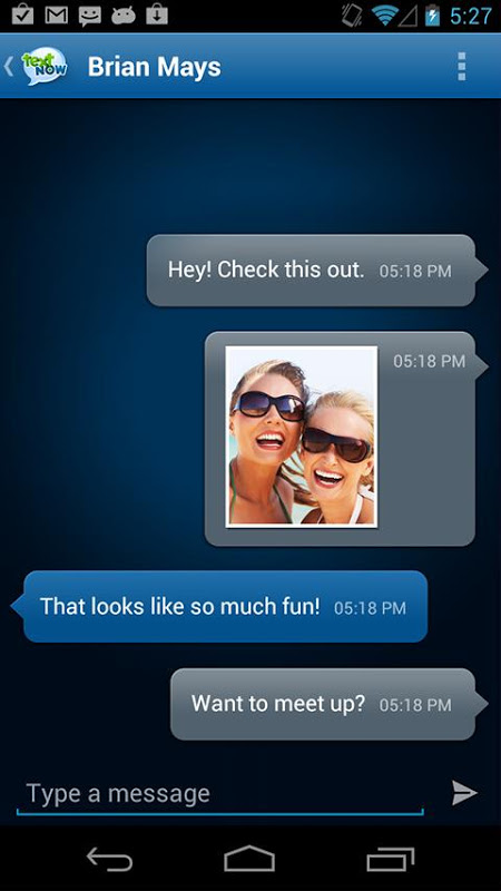 TextNow 2 7 1 APK Download by Enflick, Inc  | Android APK