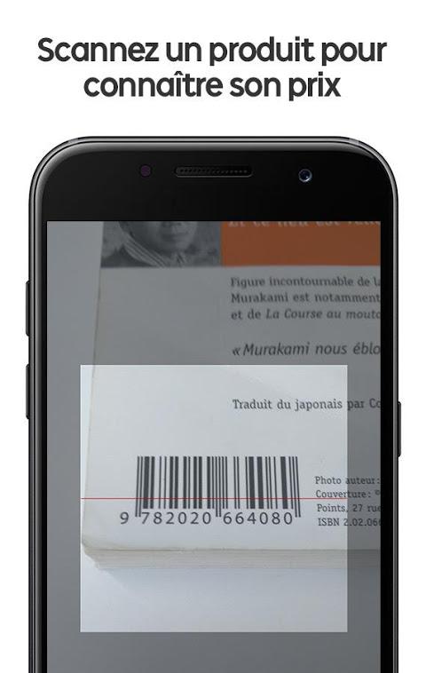 Android Priceminister-Rakuten shopping Screen 3