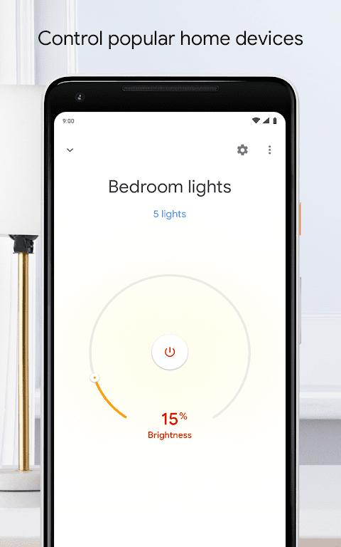 Google Home 2.11.1.8 Screen 3