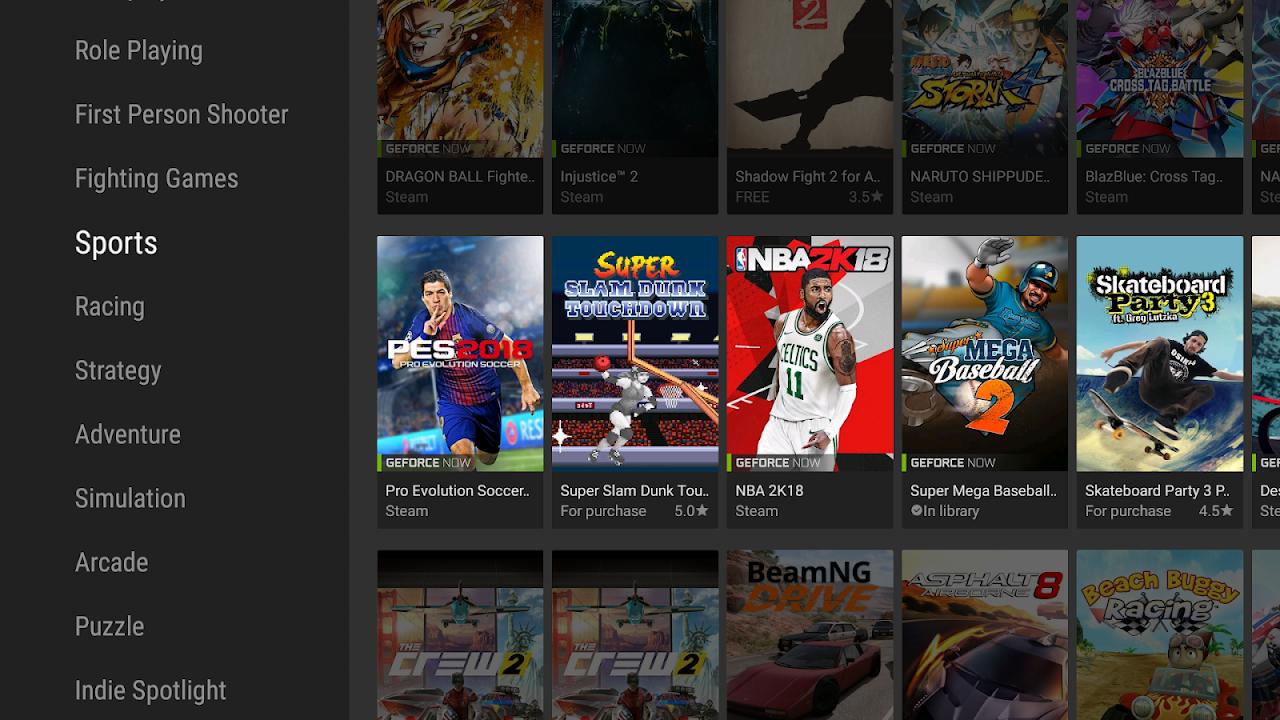 NVIDIA Games 6.0 Screen 10
