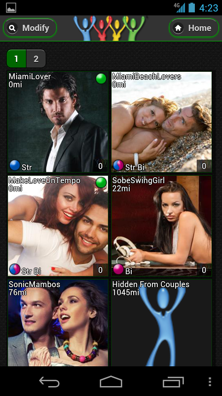 Android Sls Swingers Lifestyle Screen 5