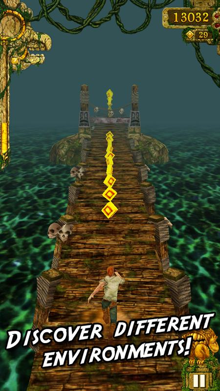 Android Temple Run Screen 1
