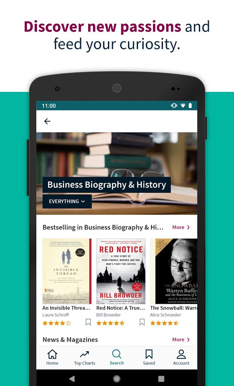 Scribd - Reading Subscription 8.12.1 Screen 3