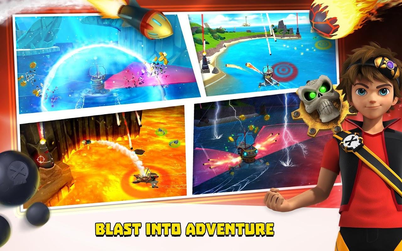 Zak Storm Super Pirate 1.2.4 Screen 6