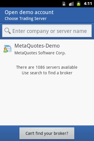MetaTrader 4 400 636 APK Download by MetaQuotes Software