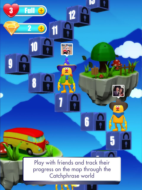Android Catchphrase Quest Screen 3