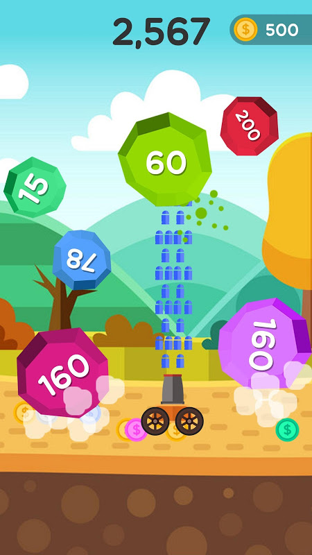 Android Ball Blast - Jump ball Screen 6