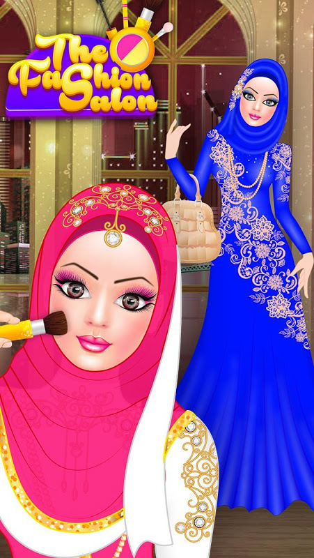 Hijab Fashion Doll Dress Up 1.2 Screen 11