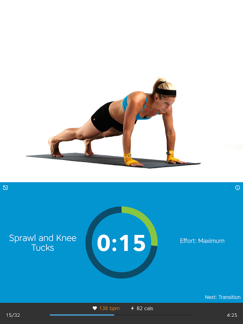 Android Workout Trainer: fitness coach Screen 17