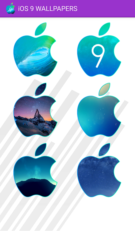 iOS 9 Wallpapers 1 1 APK Download by NEXT GENERATION BUDDIES