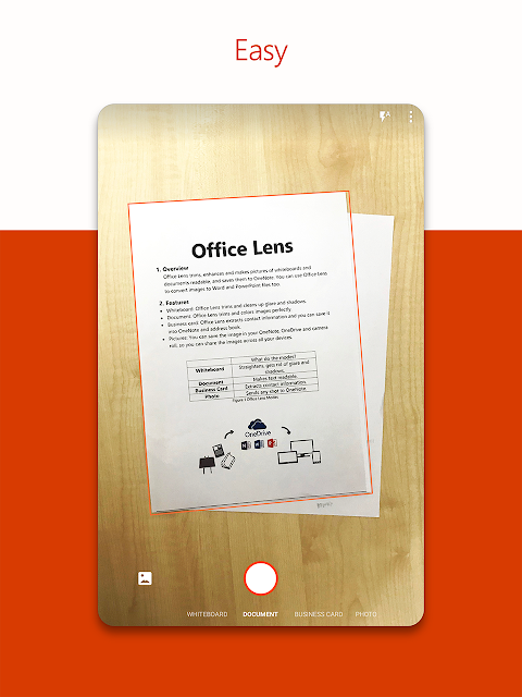 Android Microsoft Office Lens - PDF Scanner Screen 10