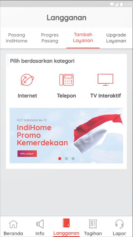 My IndiHome 3 01 010 APK Download by PT  Telekomunikasi