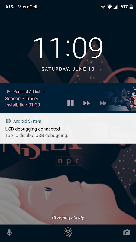 Podcast Addict 4.4 Screen 7