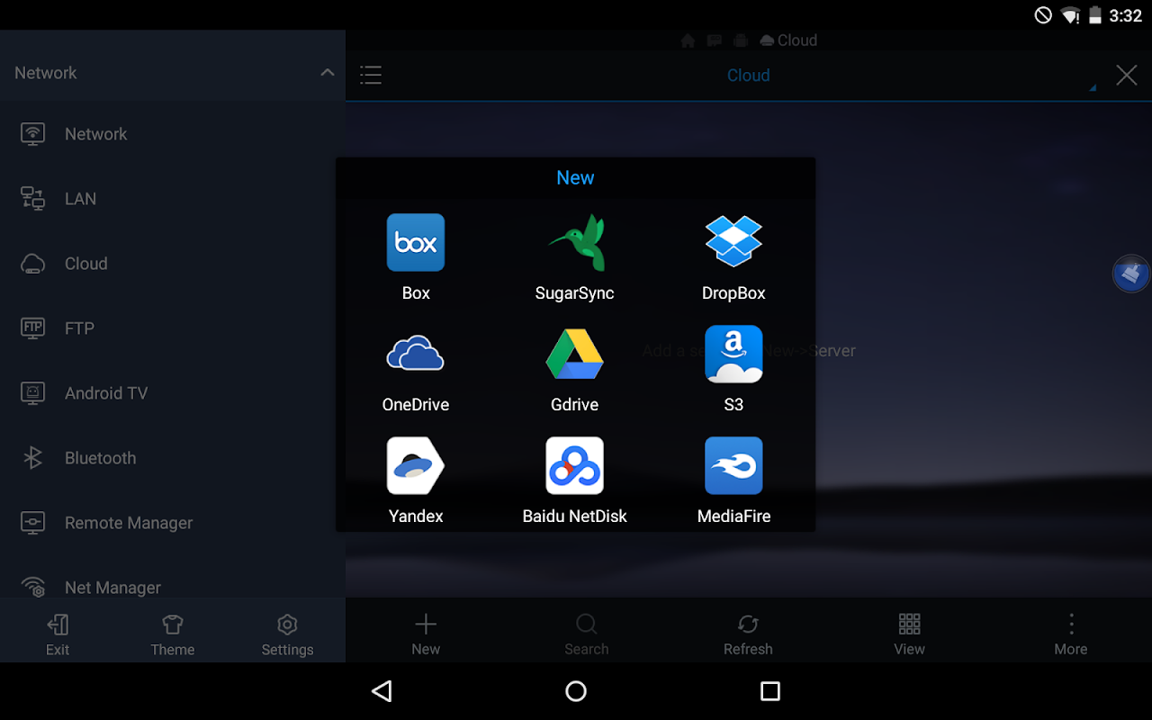 ES File Explorer/Manager PRO Pro 1.1.4.1 Screen 14