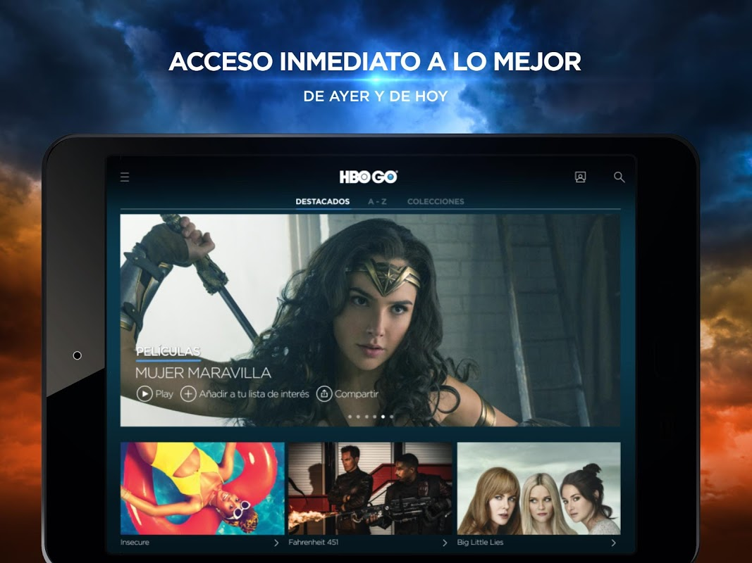 HBO GO ® Latinoamerica - Android TV 1 8 5671 APK Download by