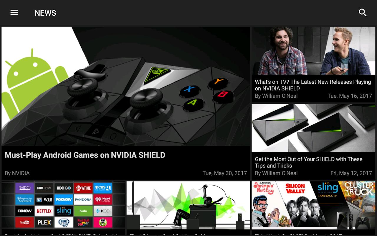NVIDIA Games 6.0 Screen 4