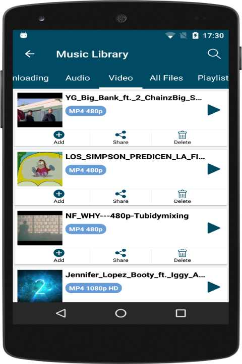 Tubidy - YouTube Video Downloader App 1 3 6 APK Download by