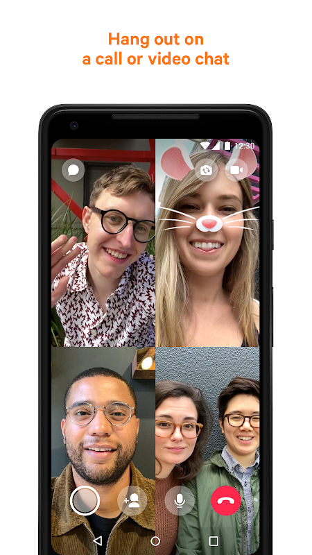 Messenger – Text and Video Chat for Free 220.0.0.0.84 Screen 2
