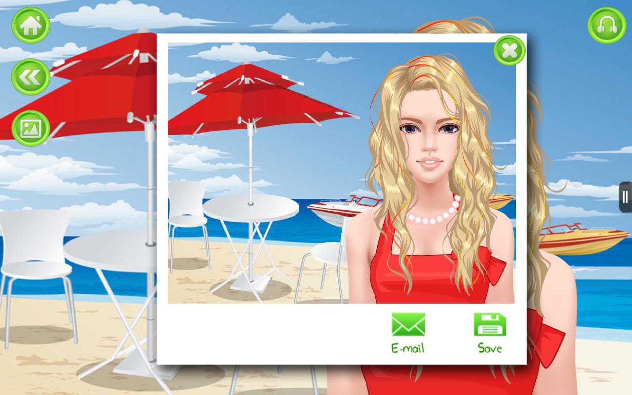 Android Make Up Salon! Screen 5