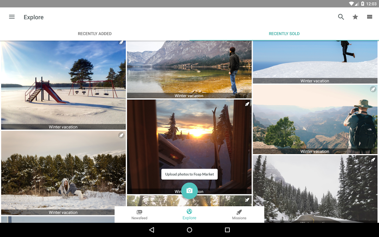 Foap - sell your photos 3.10.0.532 Screen 15