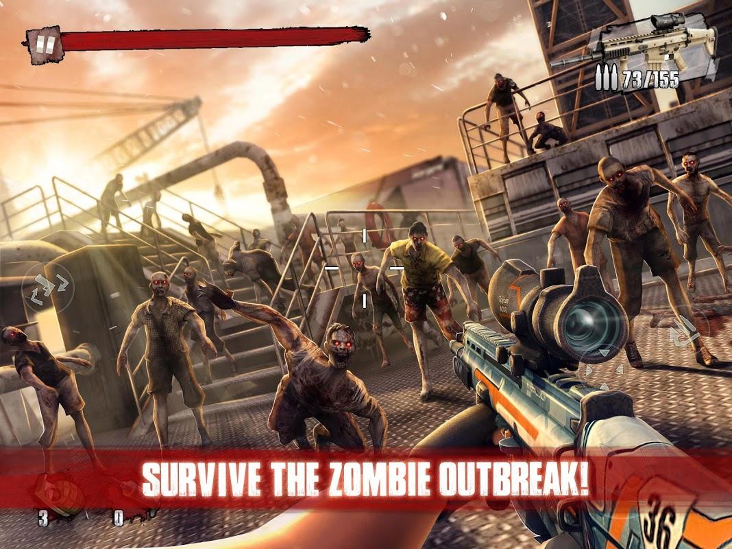 Zombie Frontier 3-Shoot Target 2.14 Screen 4