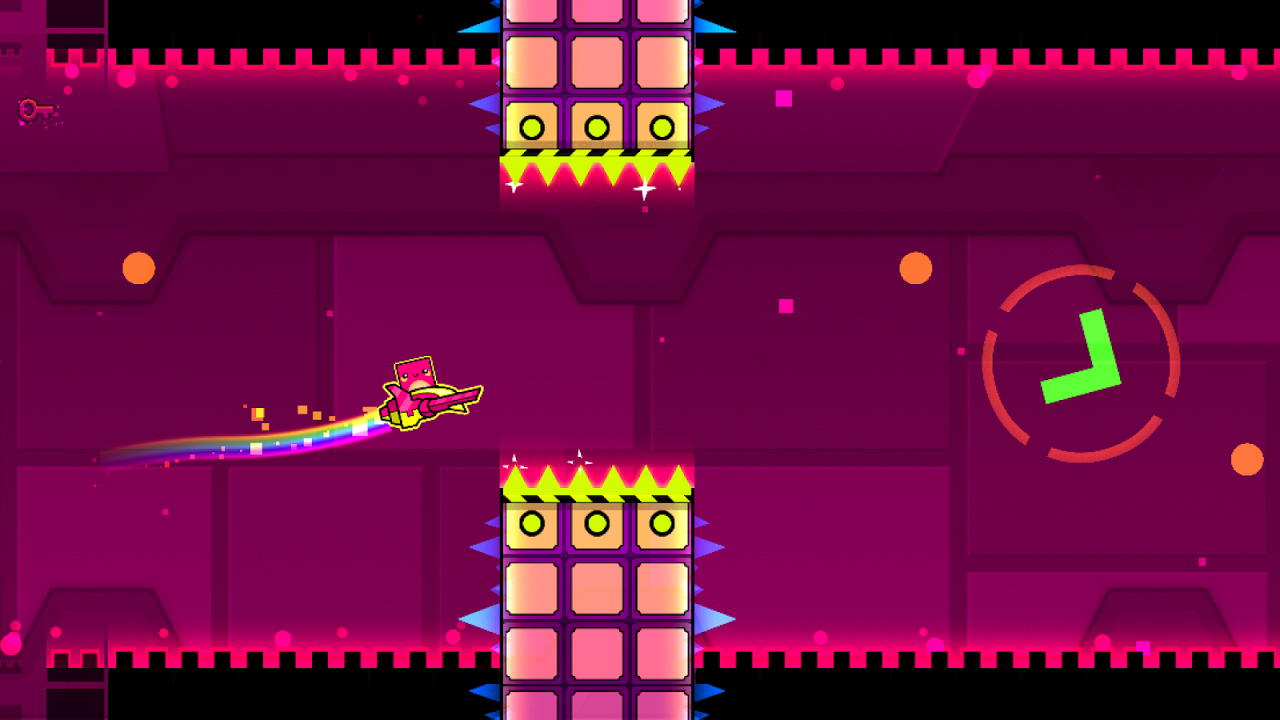 Geometry Dash SubZero 1.00 Screen 4