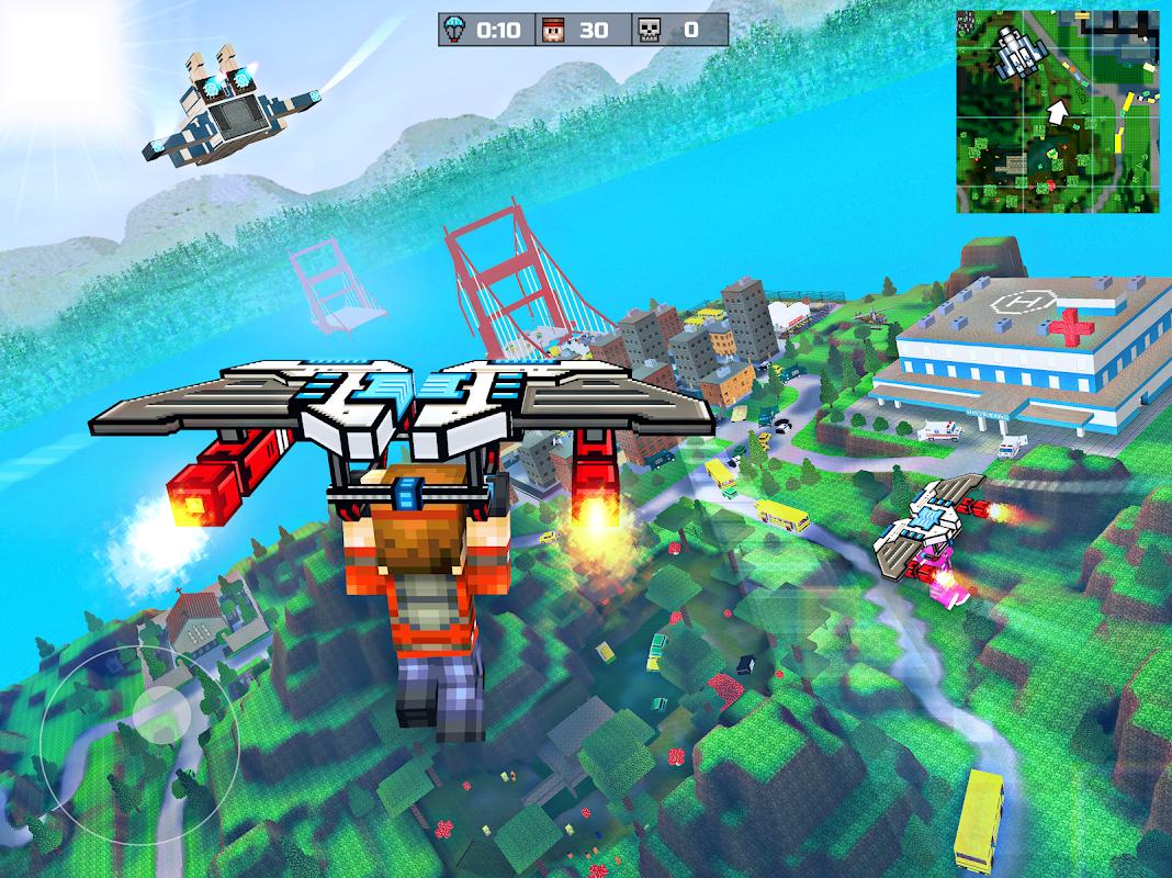 Pixel Gun 3D (Pocket Edition) 15.1.0 Screen 11