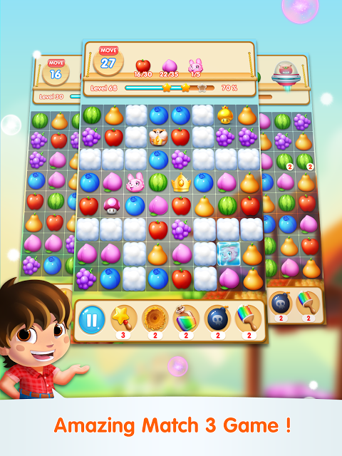 Android Fruit Blast Mania Screen 4