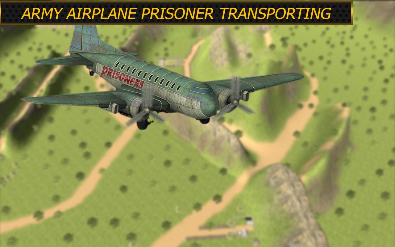 Criminal Transporting in Plane 1.0 Screen 5