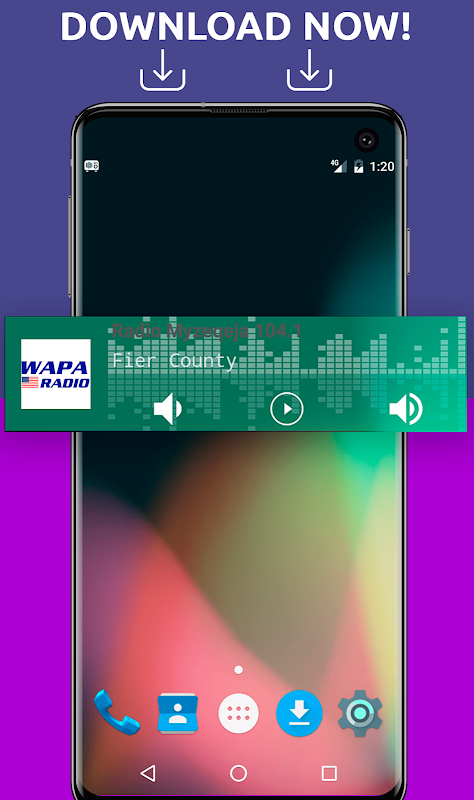 Android Free Puerto Rico Radio AM FM Screen 11