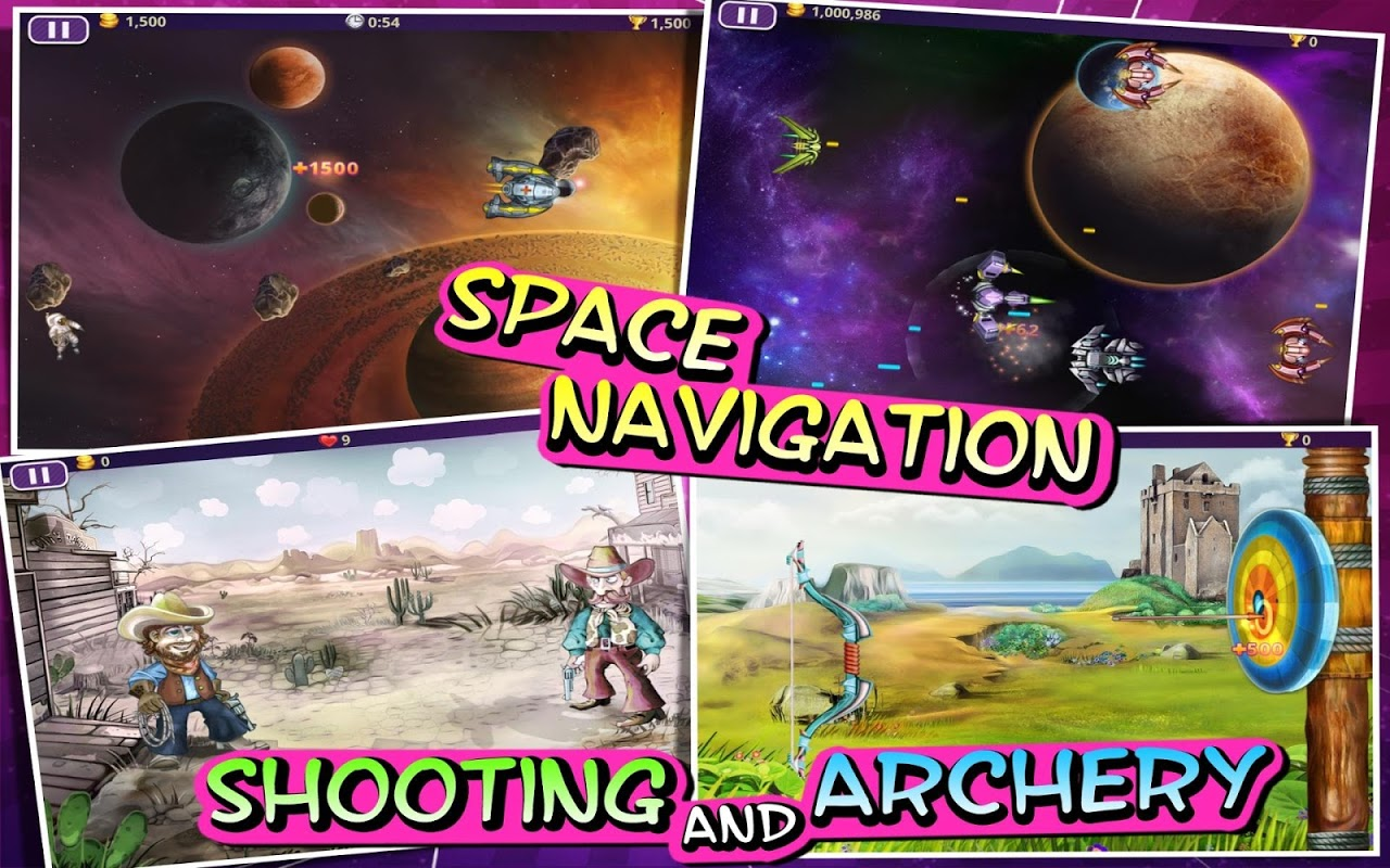 Android 101-in-1 Games HD Screen 9