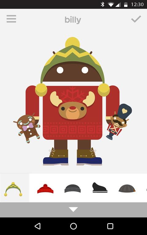 Androidify 4.2 Screen 13