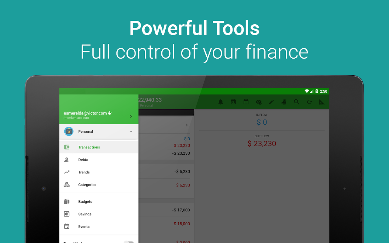 Android Money Lover - Money Manager Screen 12