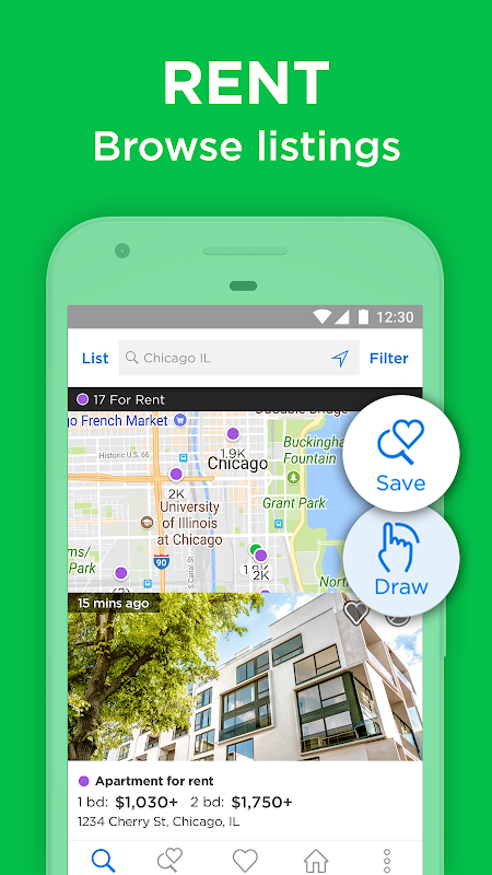Android Zillow: Find Houses for Sale & Apartments for Rent Screen 10