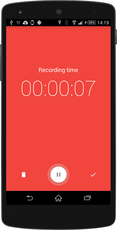 Wear Audio Recorder 2 3 1 APK Download by BinomV | Android APK