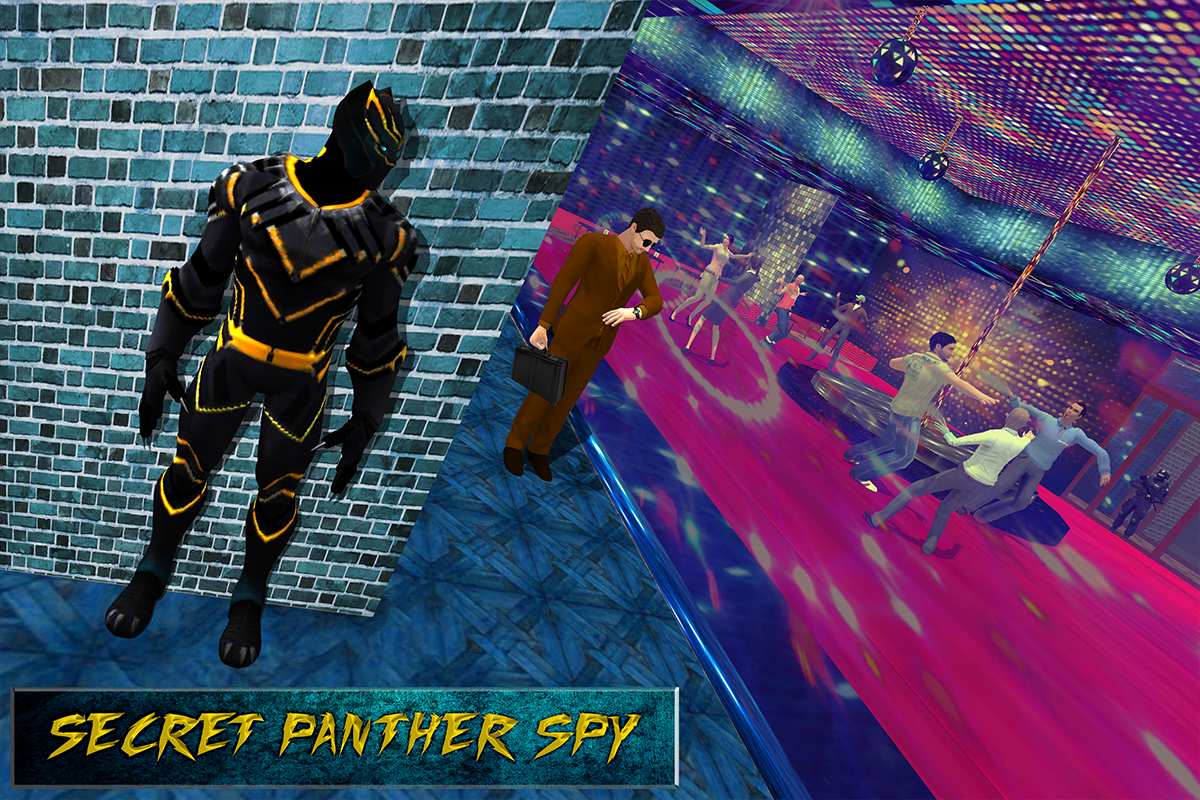 Secret Panther Spy Agent Game 1.0 Screen 7
