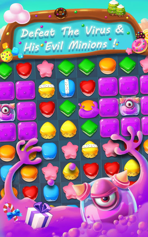 Android Cookie Blast Frenzy Screen 4