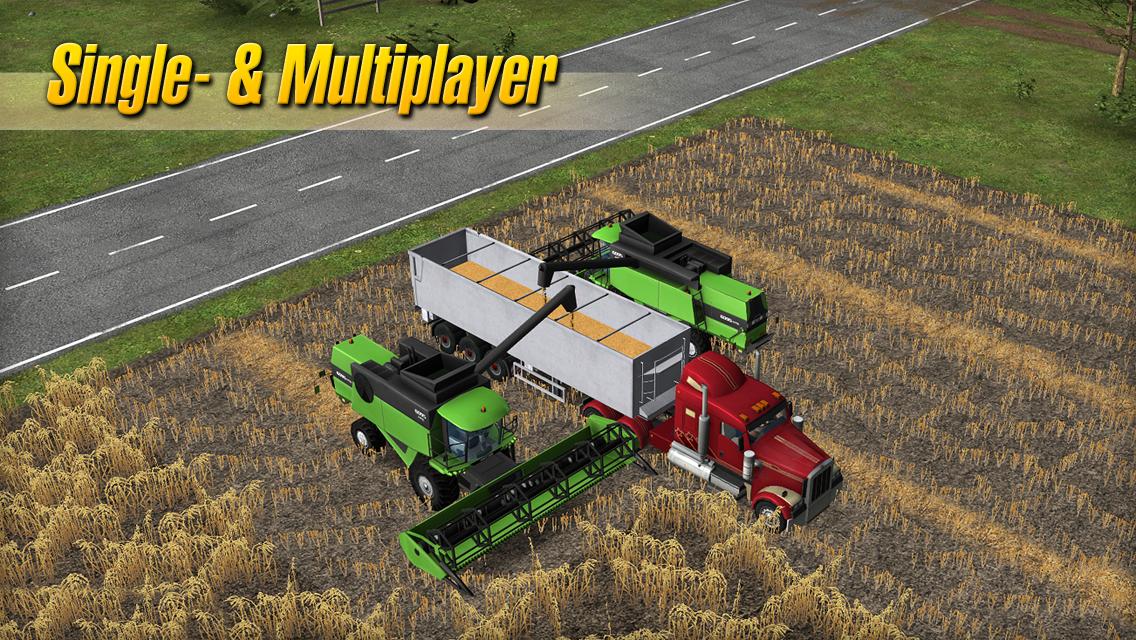 Farming Simulator 14 1.4.8 Screen 1