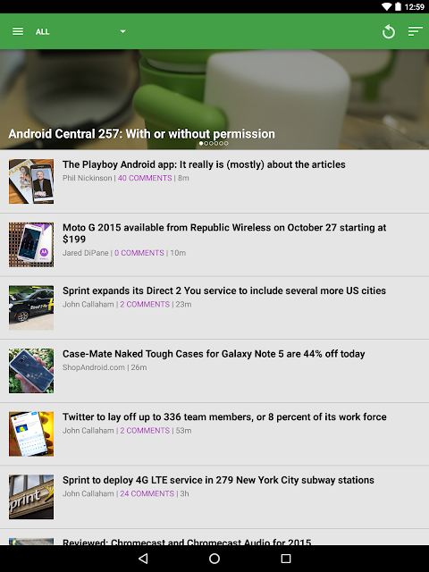Android AC - Tips & News for Android™ Screen 7