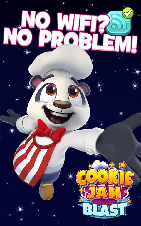 Cookie Jam Blast - Match & Crush Puzzle 3.80.134 Screen 4