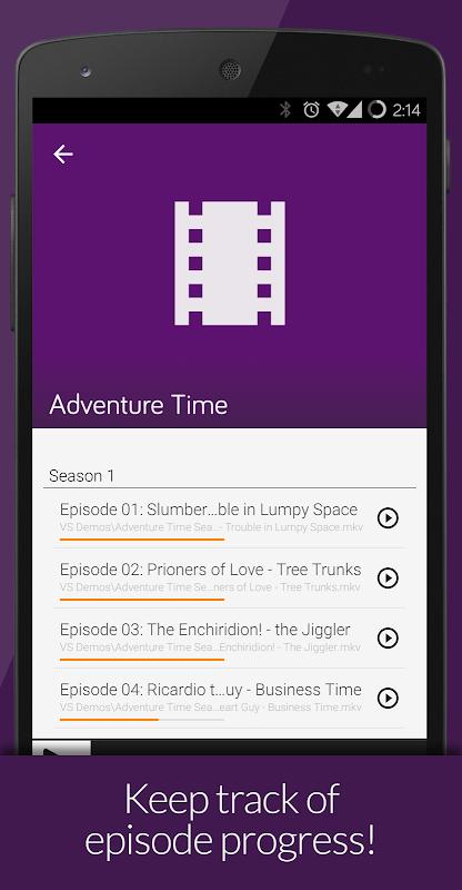 Videostream Chromecast: Mobile 1.18.02.27 Screen 5