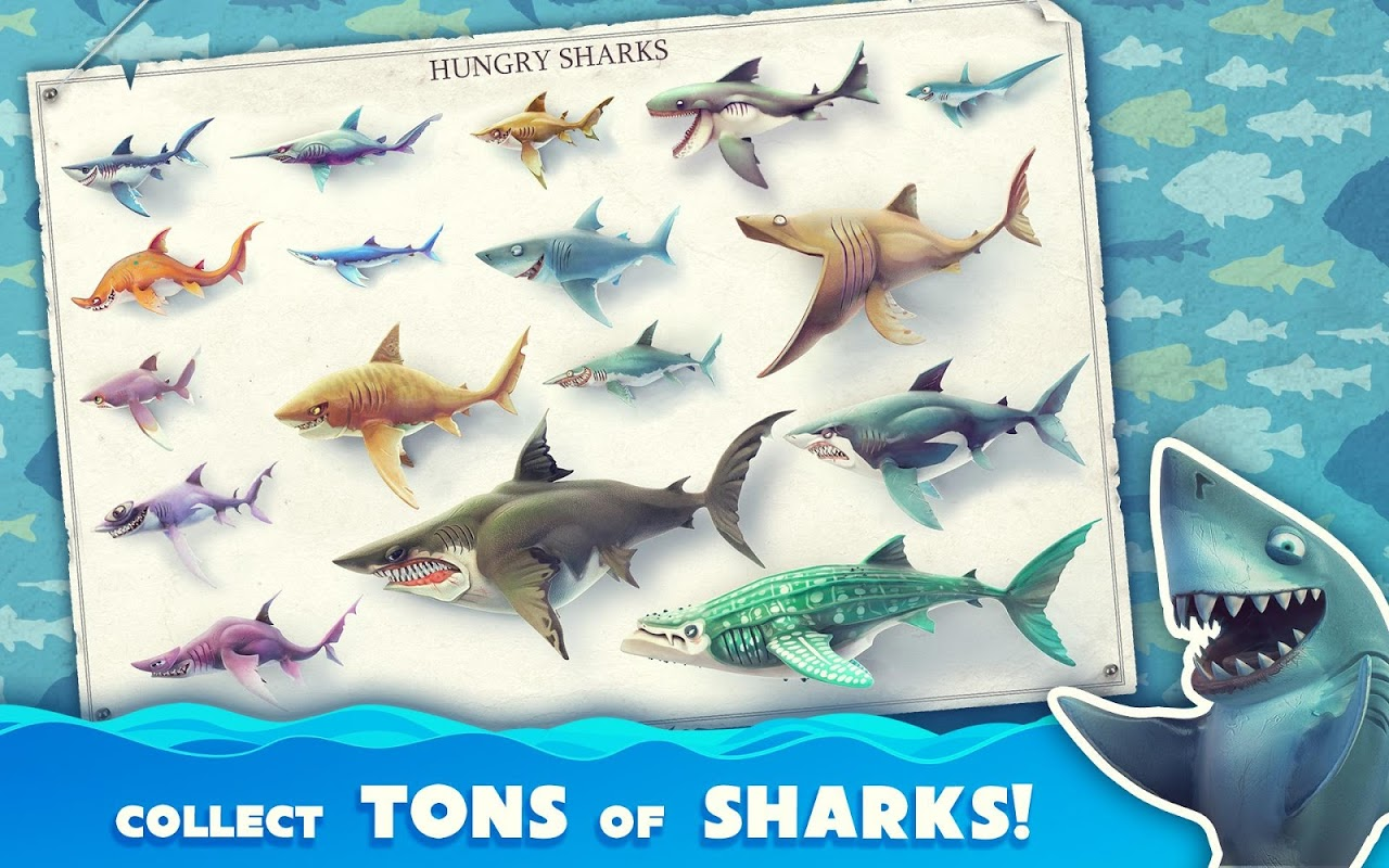 Android Hungry Shark World Screen 21