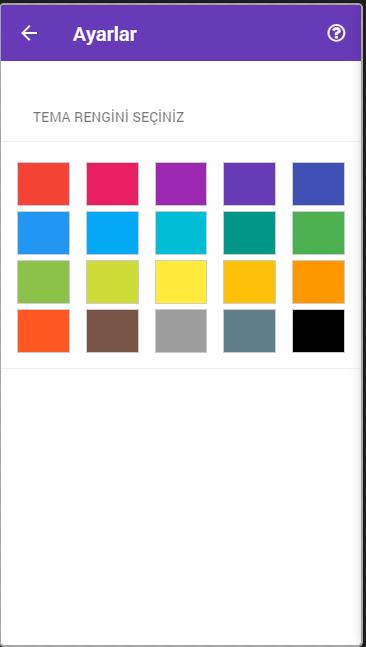 Android Resmi Gazete Screen 5