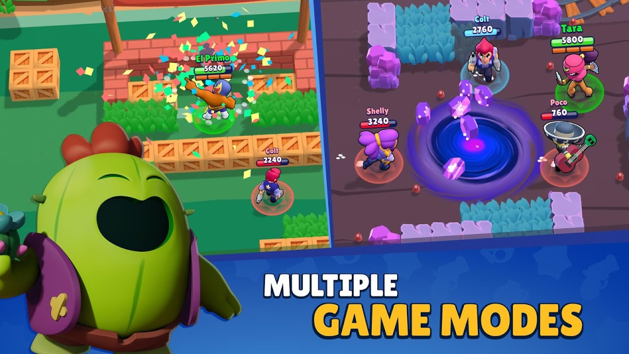 Android Brawl Stars Screen 5