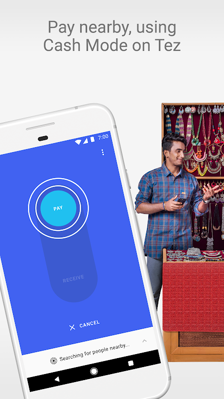 Tez – A new payments app by Google 15.0.001_RC06 (armeabi-v7a) Screen 2