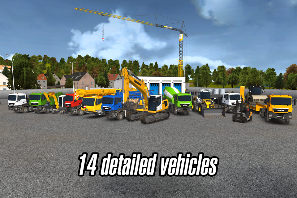 Android Construction Simulator 2014 Screen 6